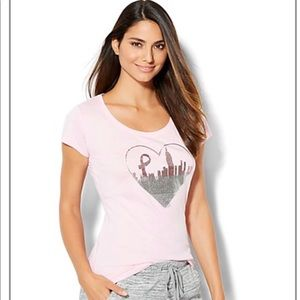 💖Breast Cancer Support T-shirt